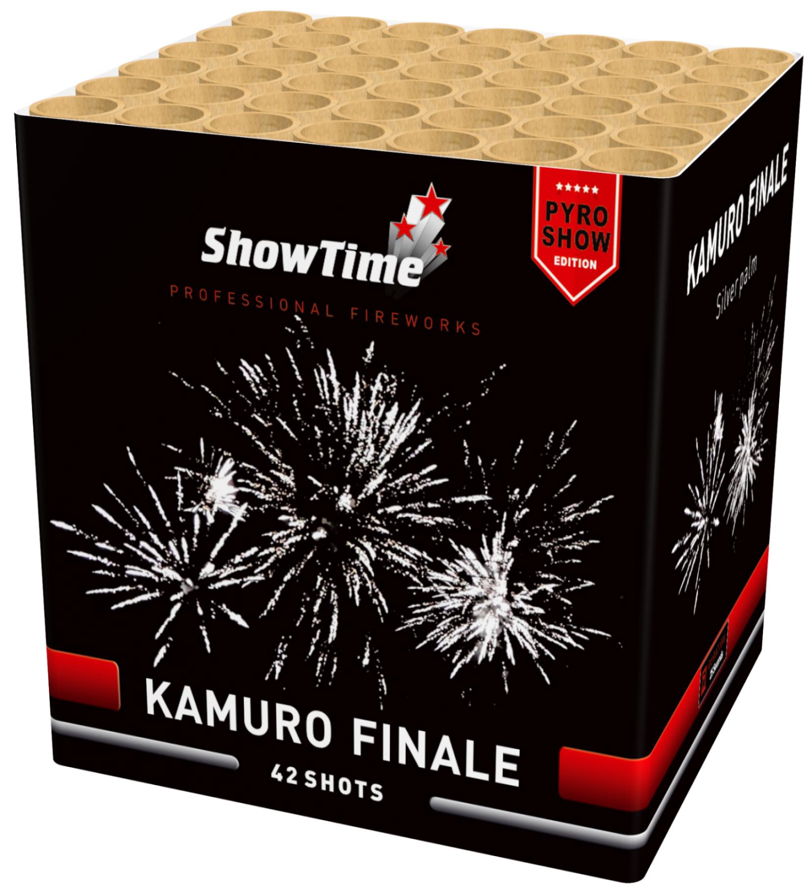 Kamuro Finale