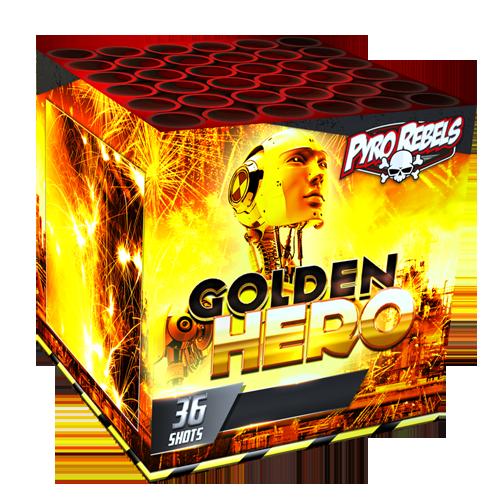 GOLDEN HERO NEW