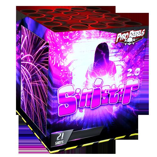 SINISTER 2.0 NEW