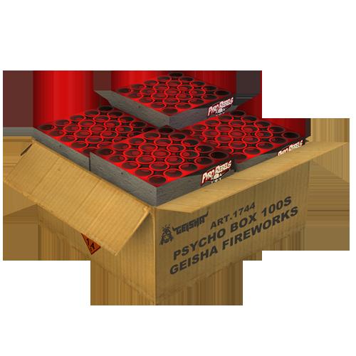 PSYCHO BOX NEW