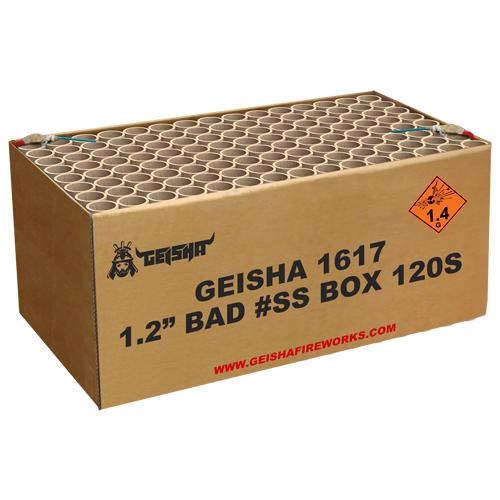 "1.2"" BAD #SS BOX NEW"
