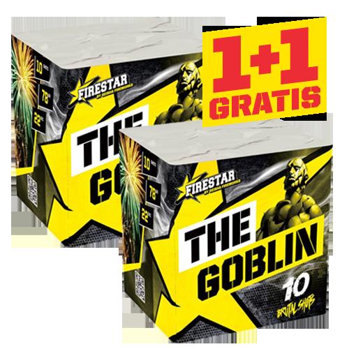 The Goblin 10sh 2 cakes