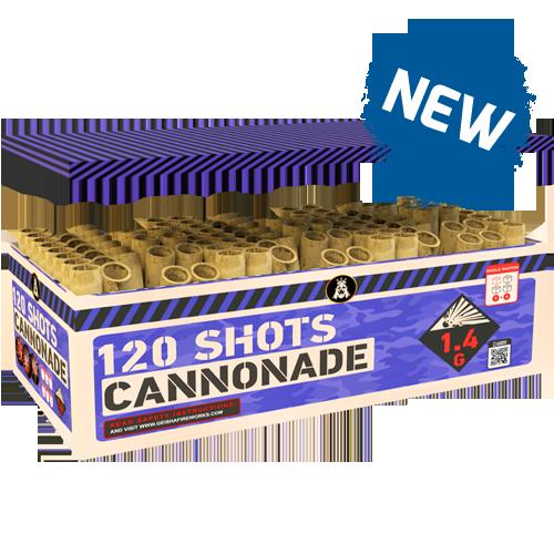 CANNONADE 120'S COMPOUND!