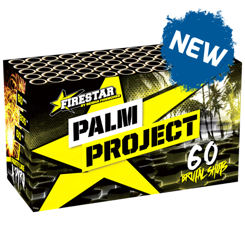 PALM PROJECT 60'S  CAKEBOX!
