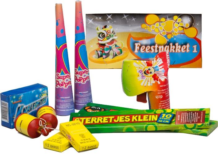 Feestpakket -1-