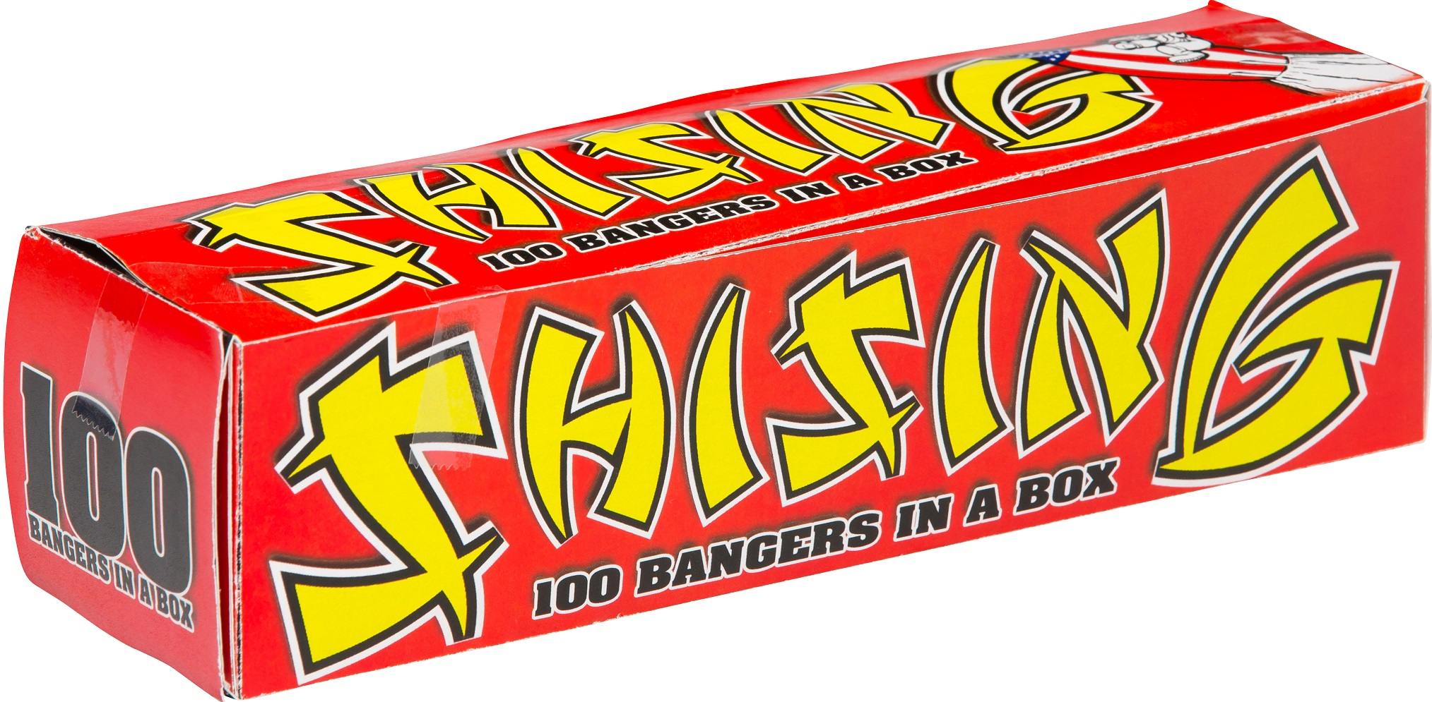 Shising crackers