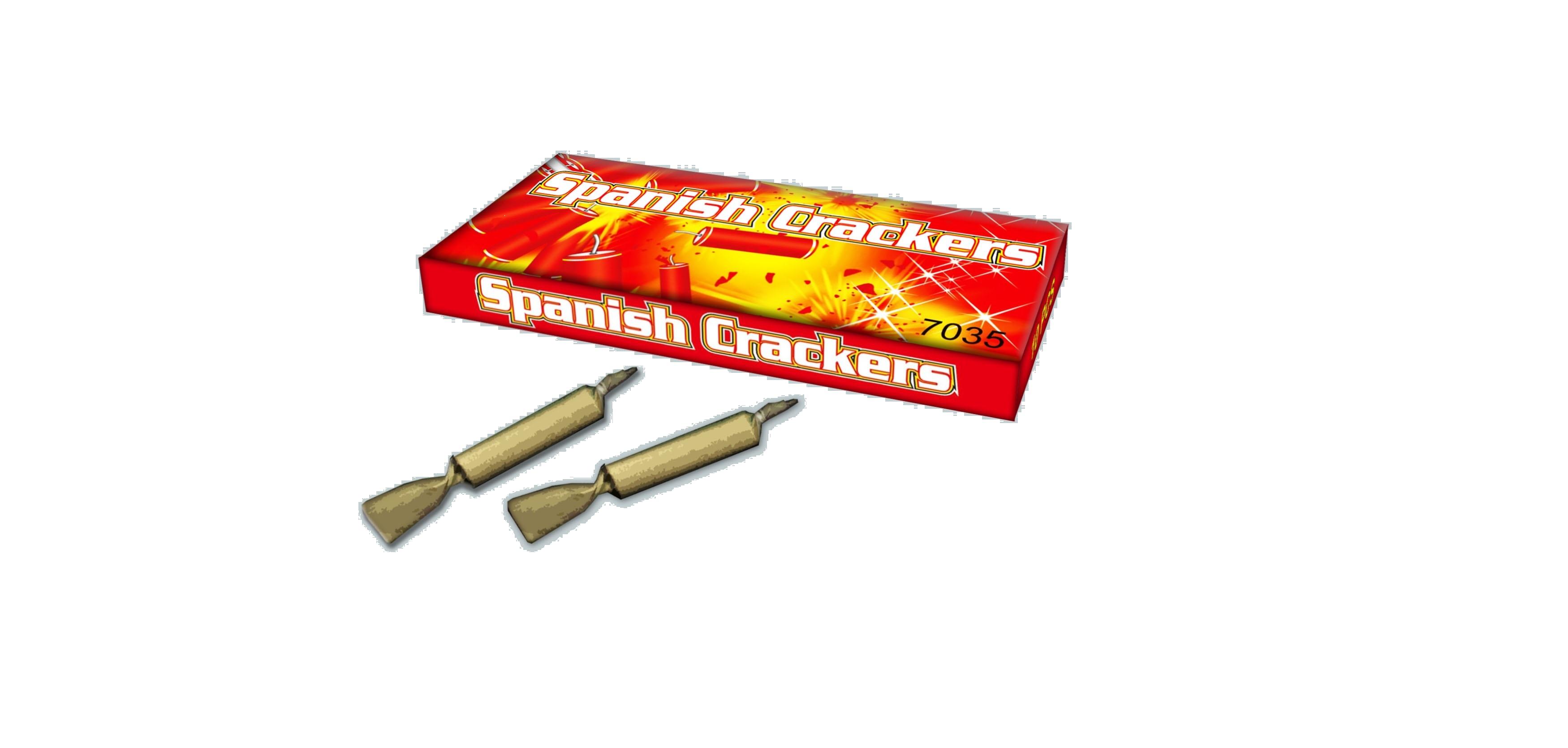 Spanish crackers