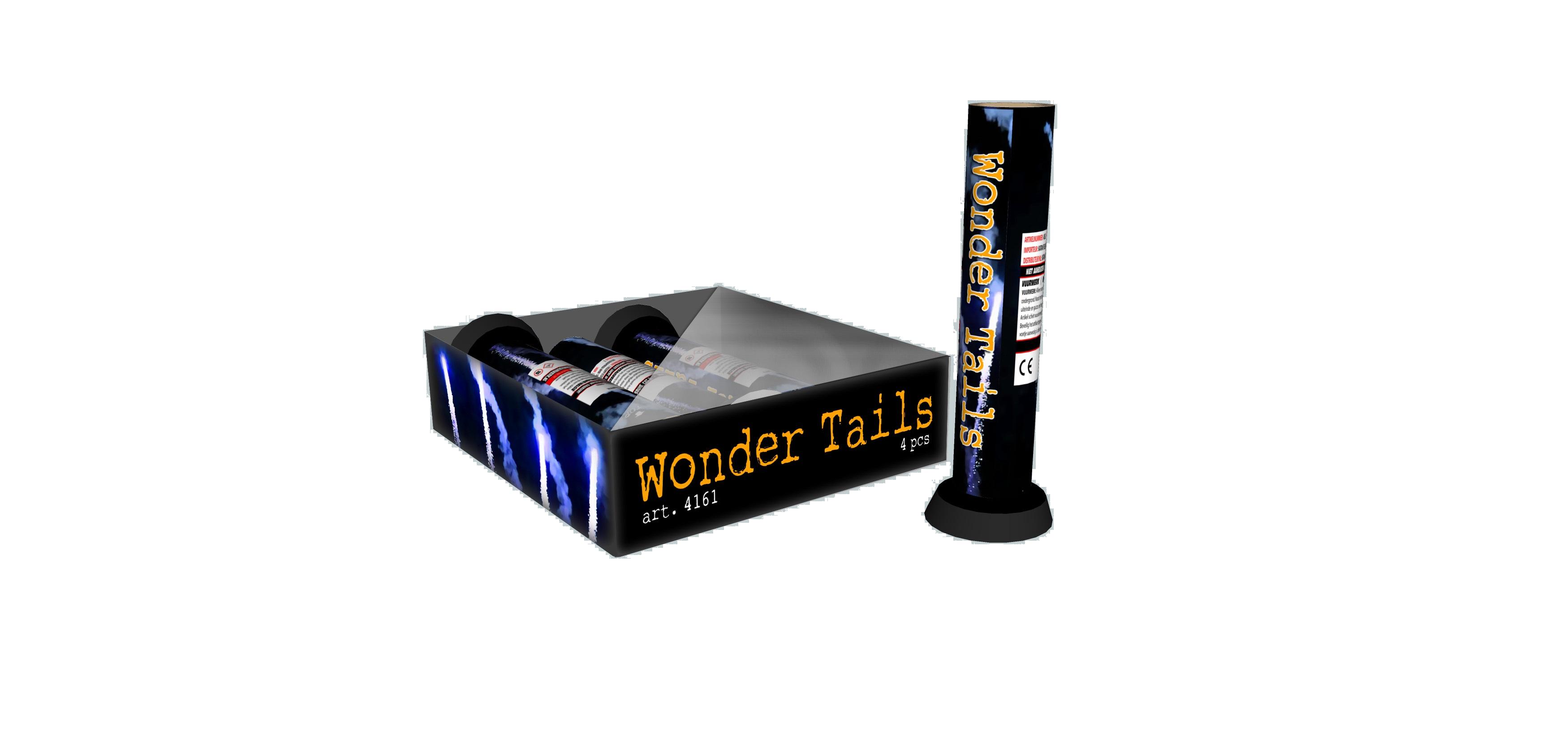Wonder tails