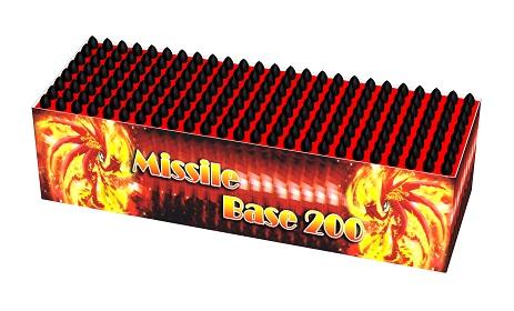 Missile base 200