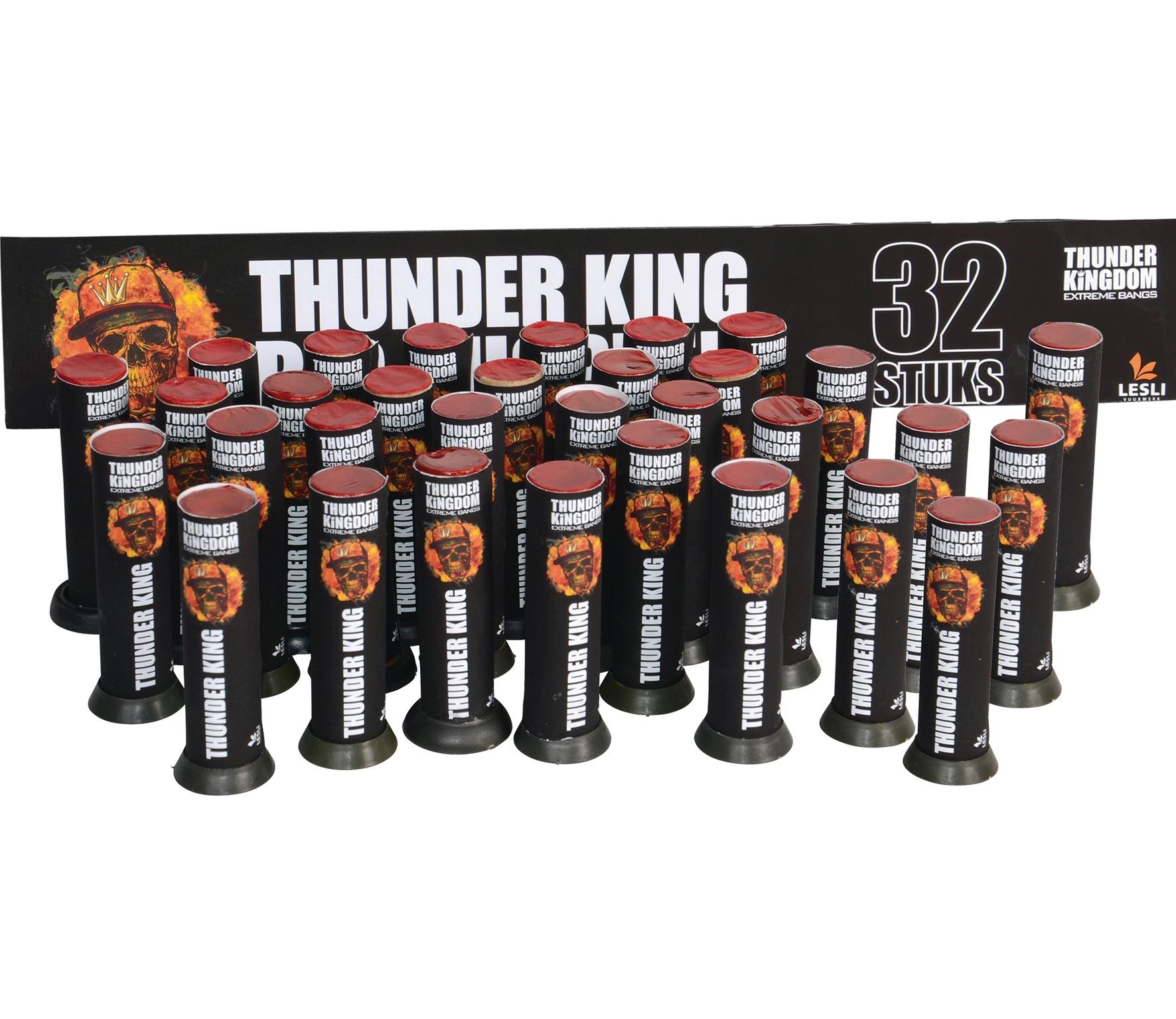 ThunderKing Actiepak 32 st.