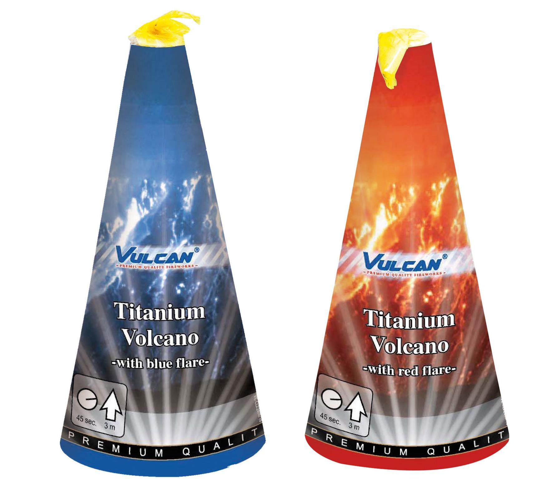 Titanium Vulkanen