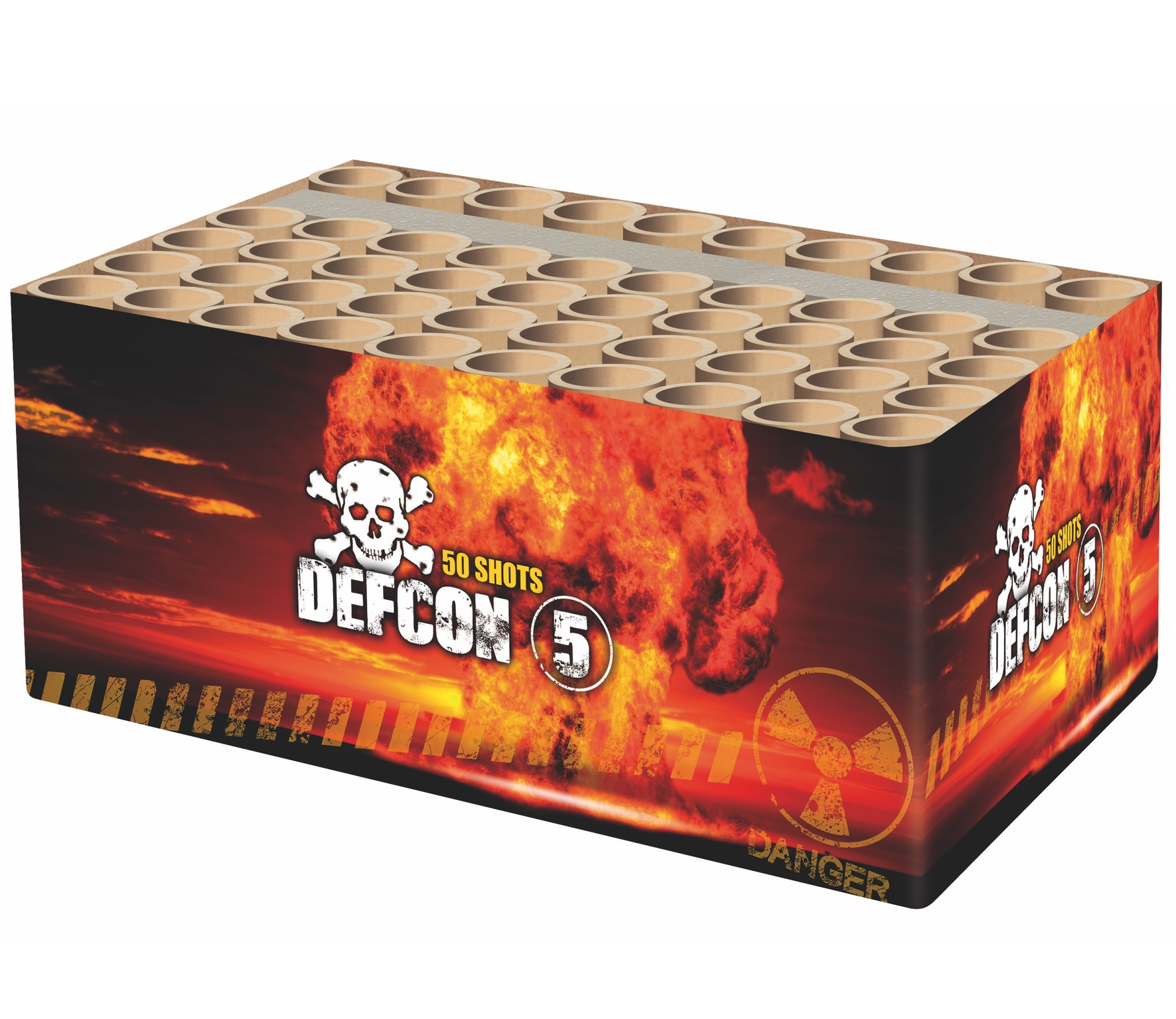 Defcon-5 Thundercake