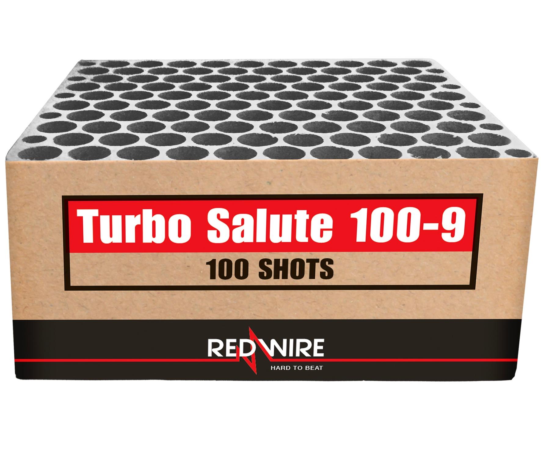 Turbo Salute 100 schots
