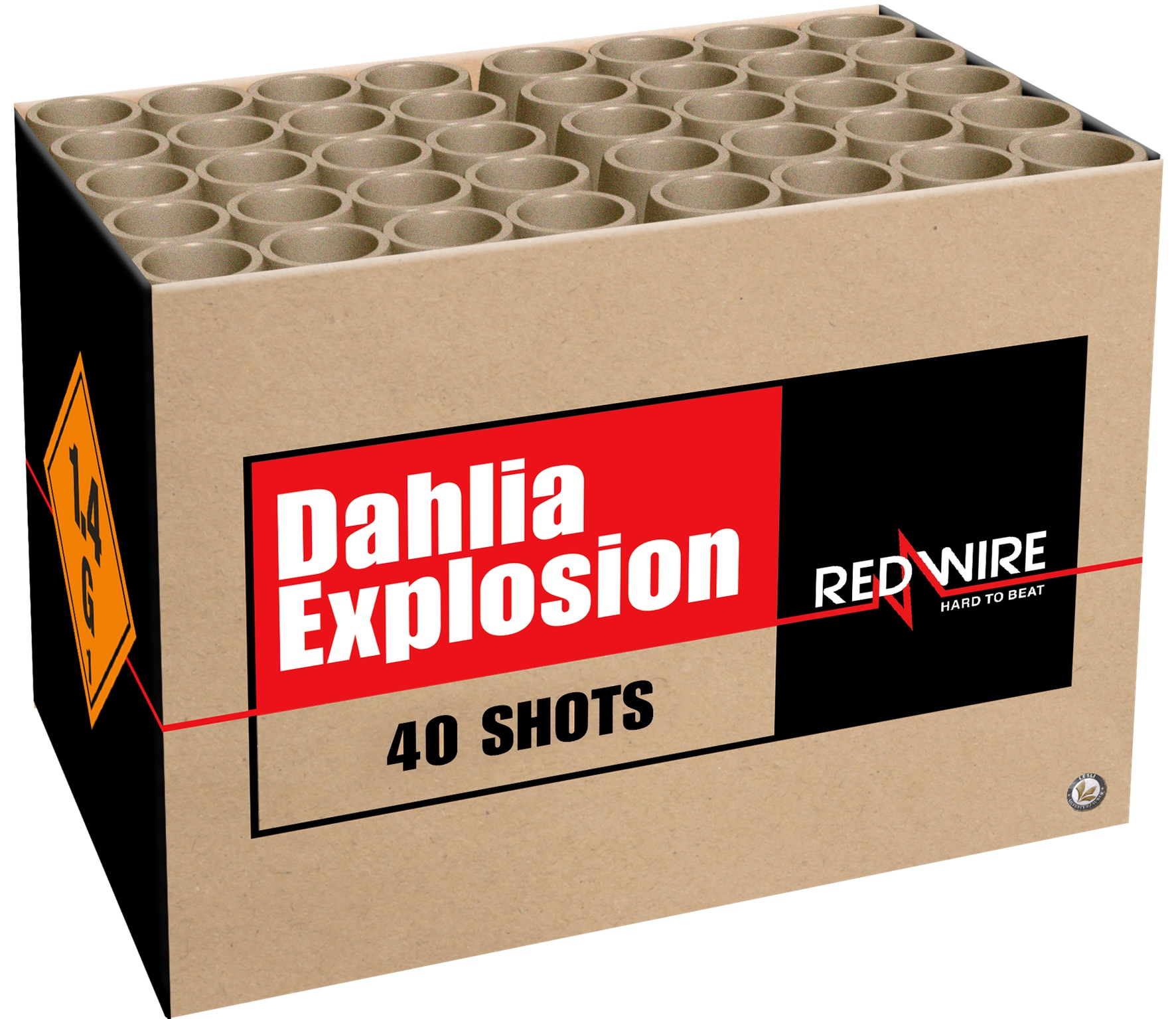 Dahlia Exlosion