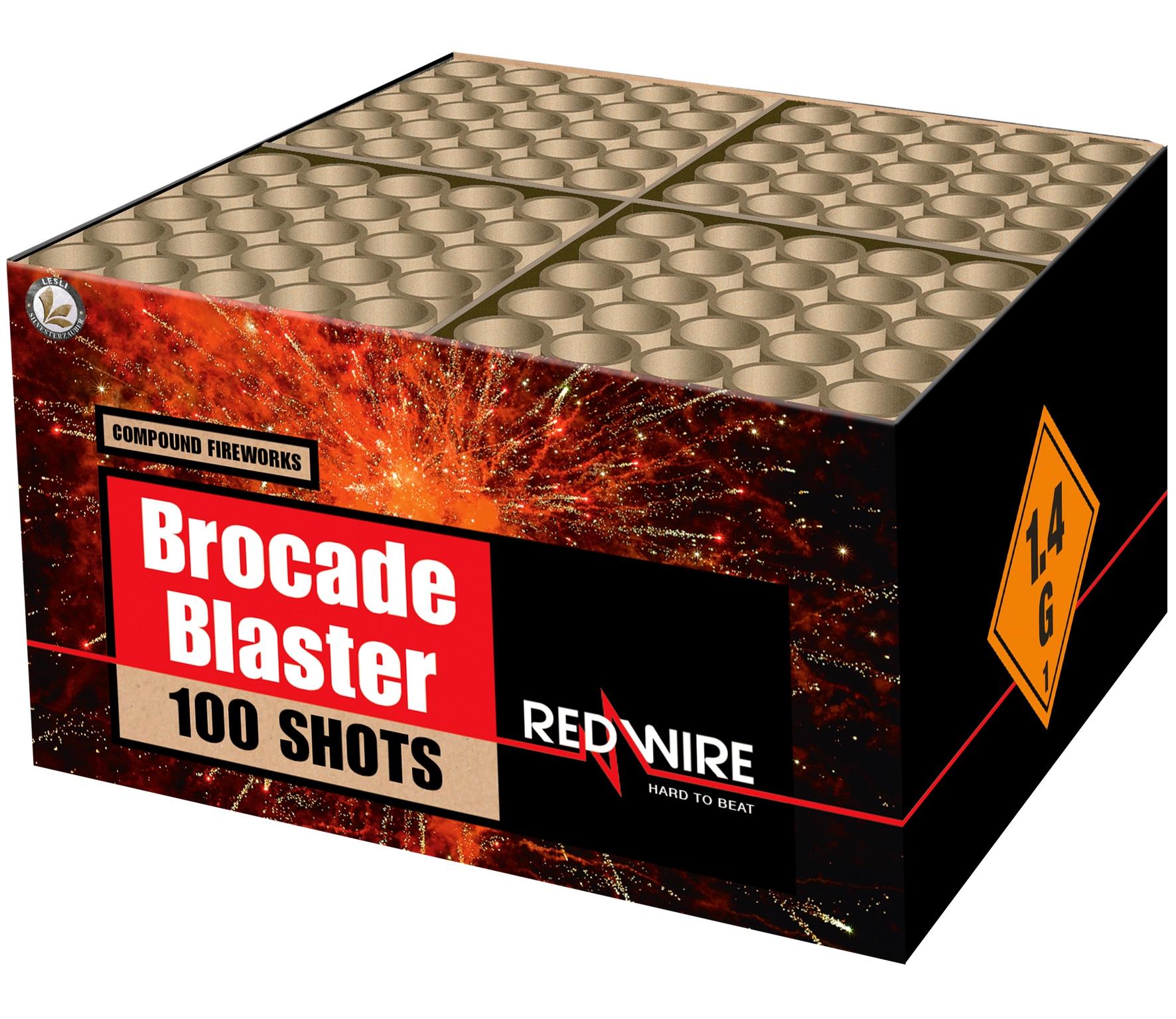 Brocade Blaster 100 schots