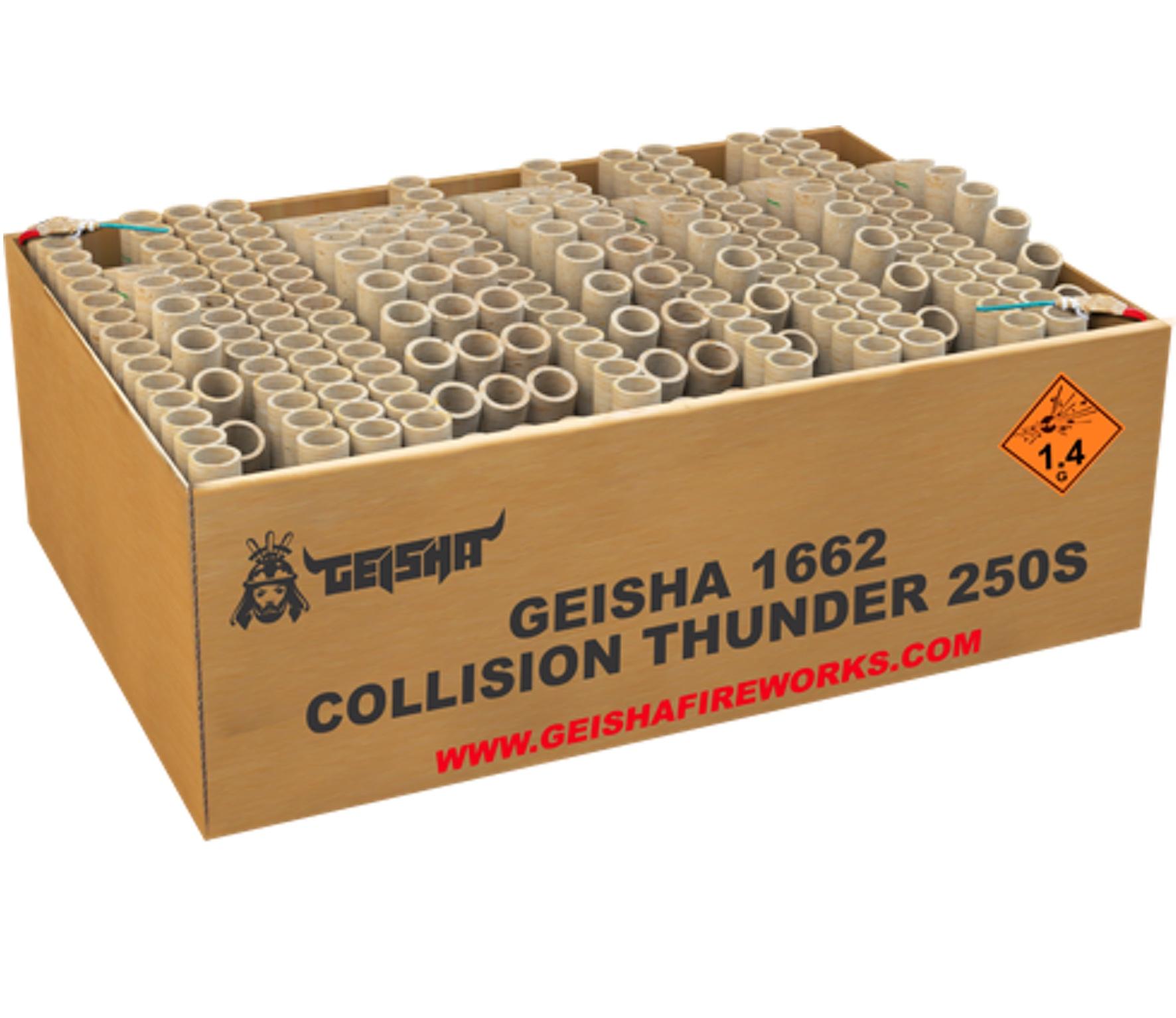 Collision Thunder 250 schots