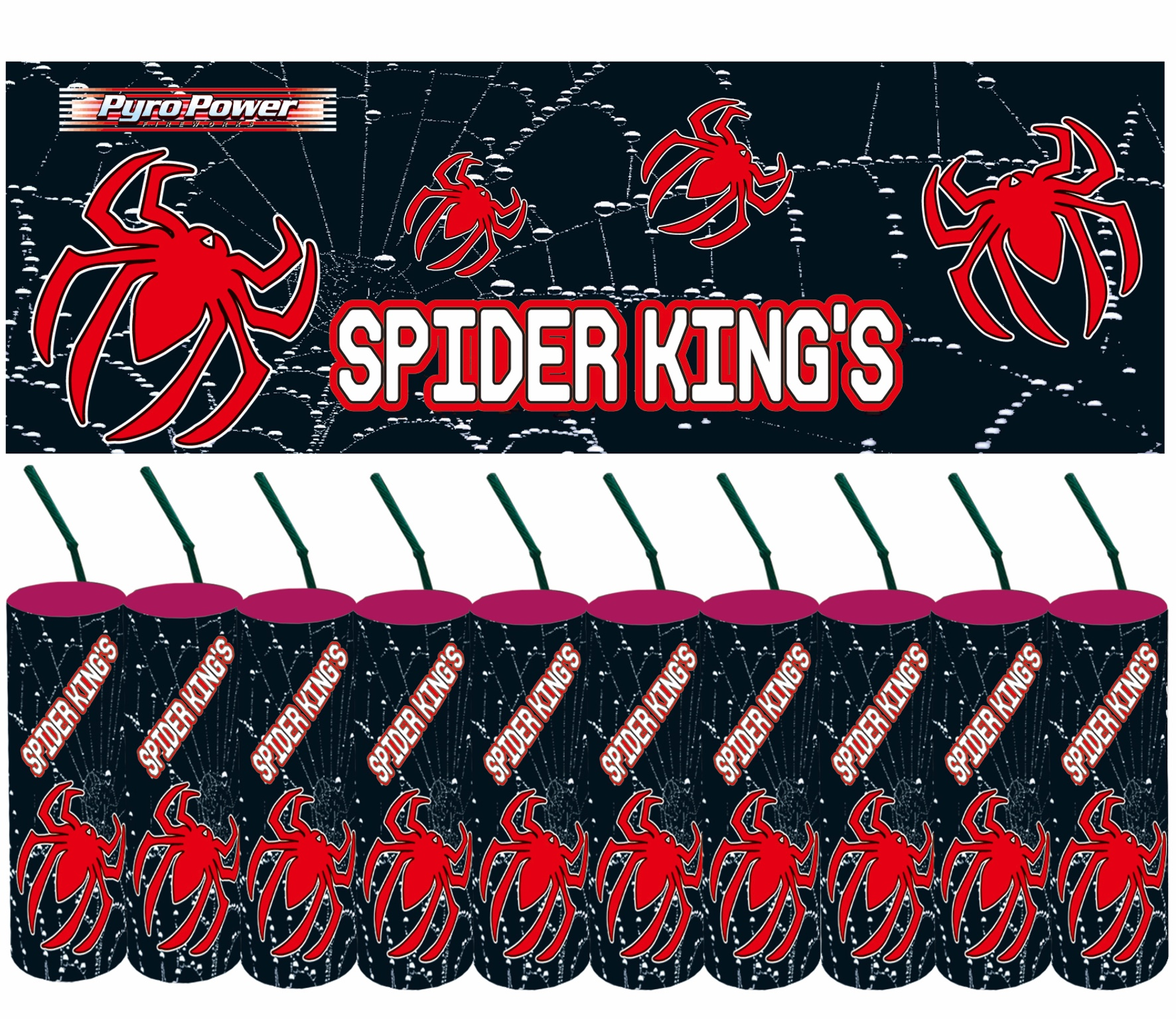 Spider King's Mega