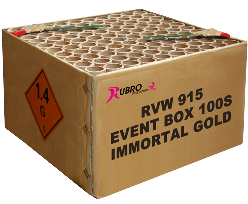 Event Box Immortal Gold