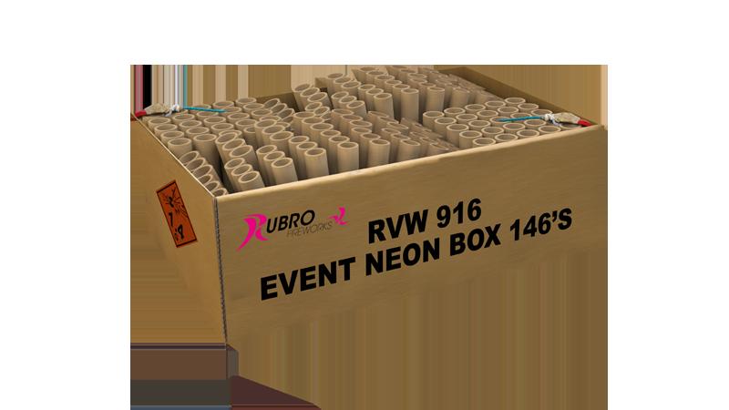 Event NEON box 146's