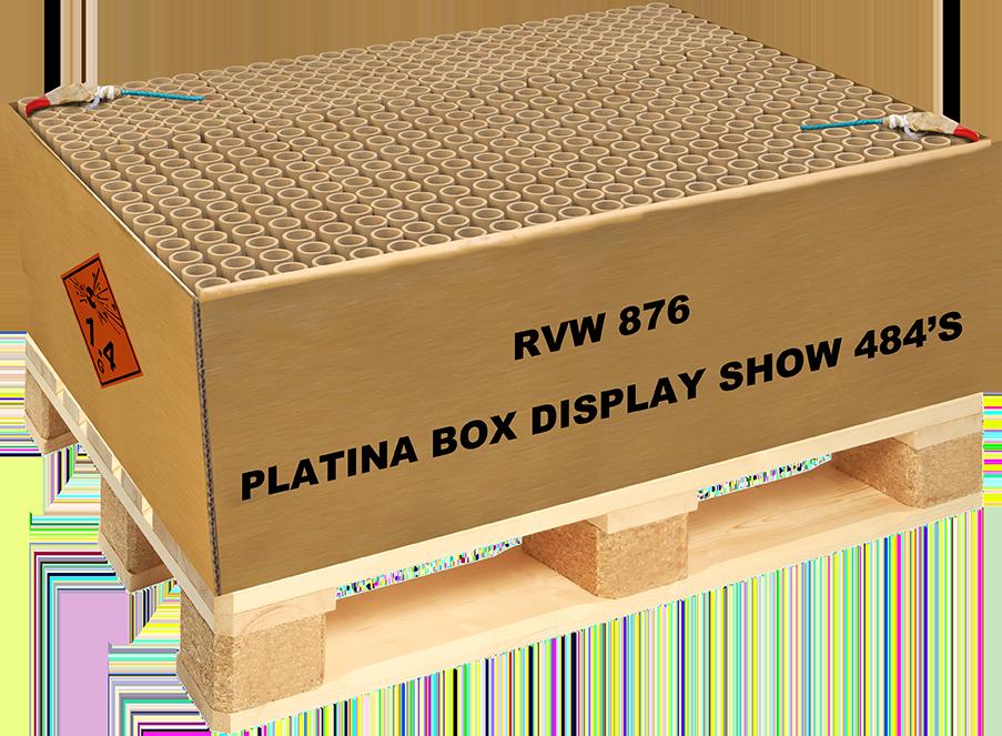 Platina Display Box