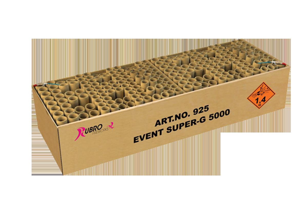 Event Super G-5000 232 shots!