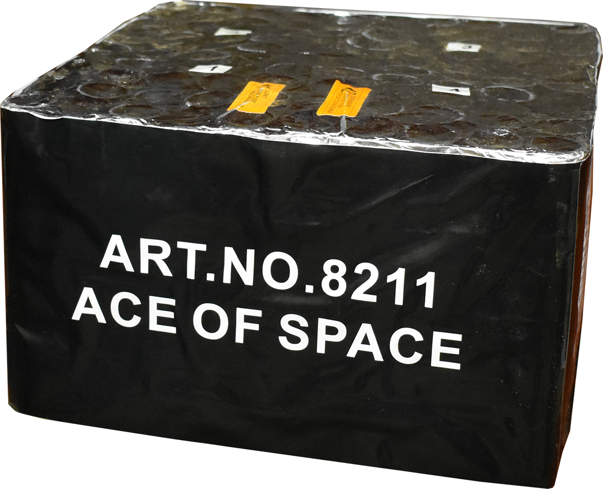 ACTIE: Compound Ace of Space 100 shots