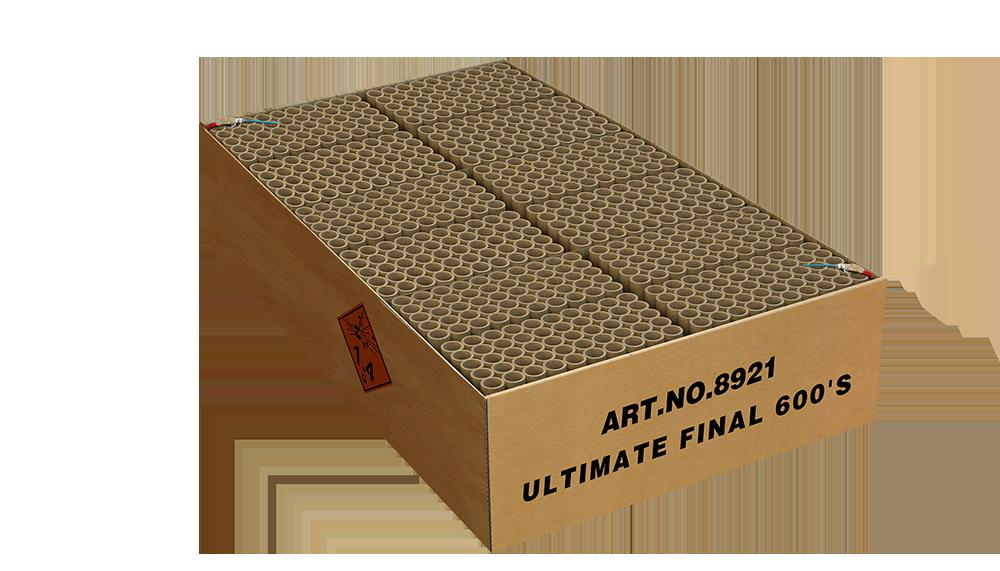 Ultimate Final 600 shots! ( Triple Compound)