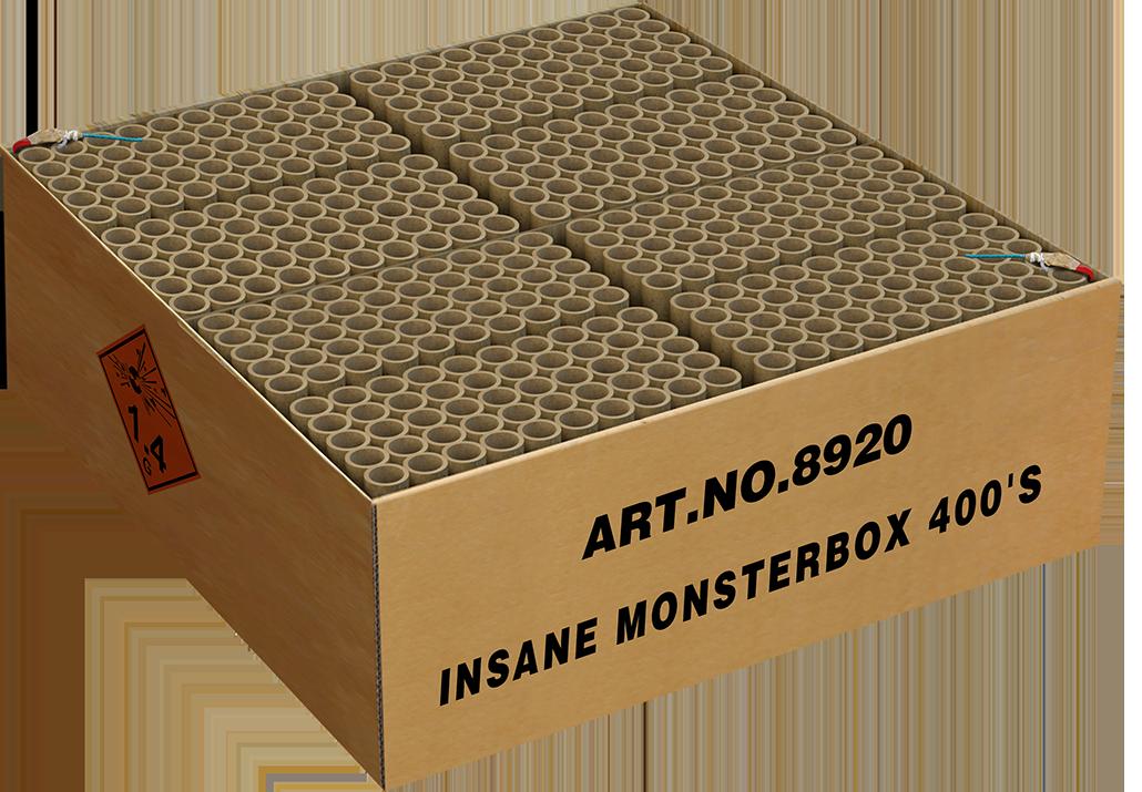 Insane Monsterbox 400 shots! Double Compound!