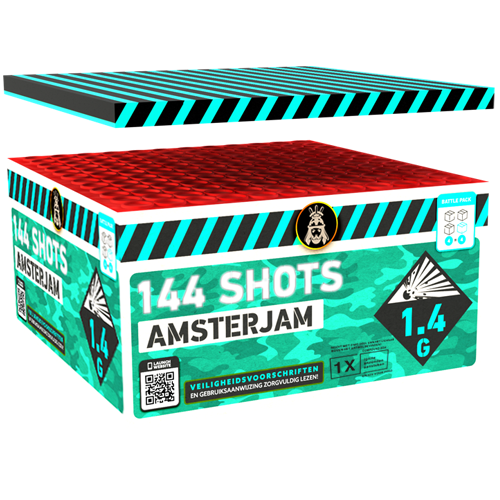 Amsterjam 144's Compound