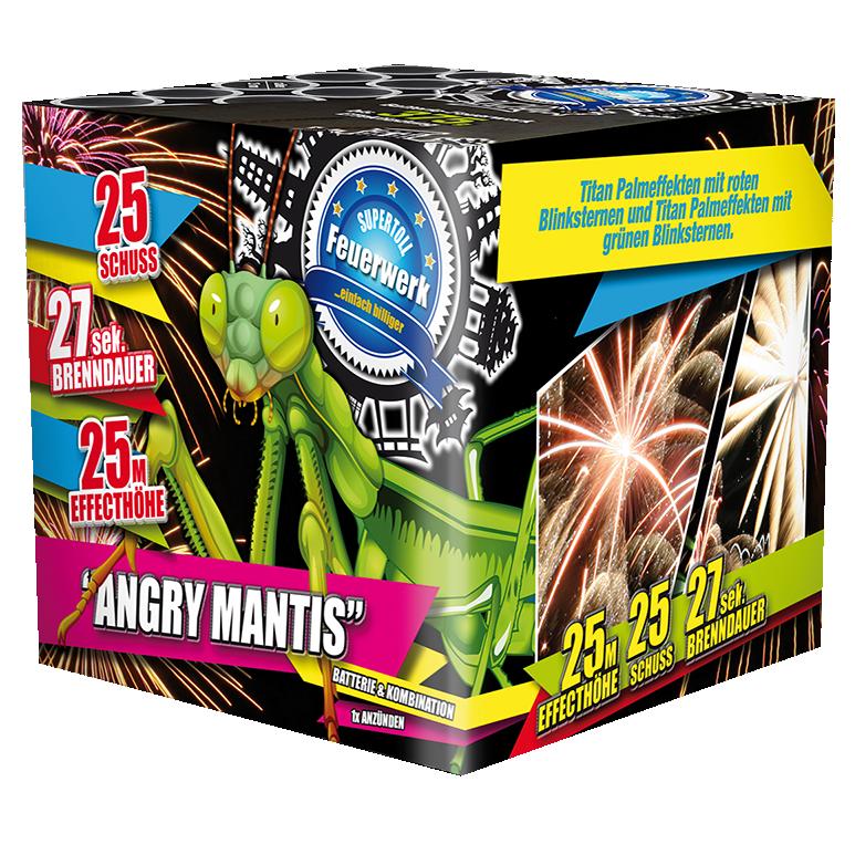 Angry Mantis
