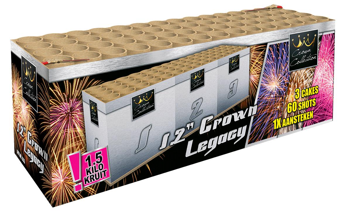 """1.2"""" Crown Legacy"""
