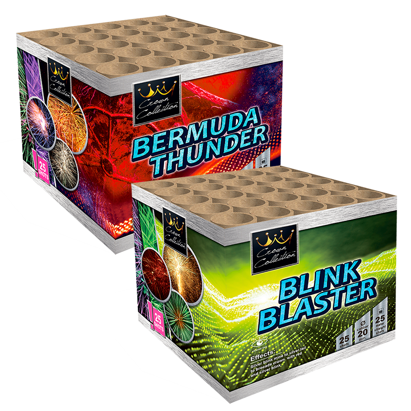 Bermuda Thunder & Blink Blaster