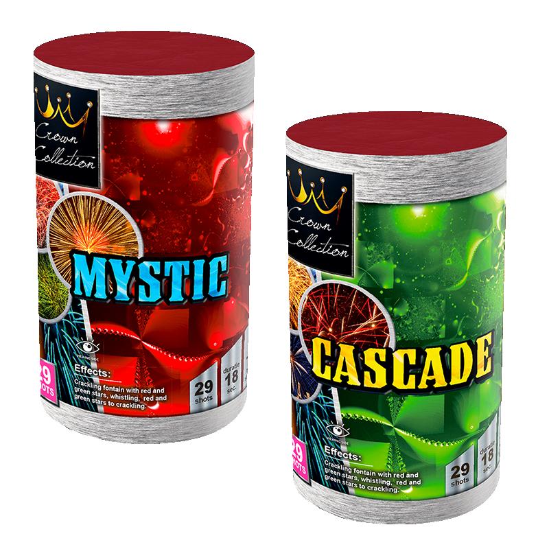 Mystic & Cascade