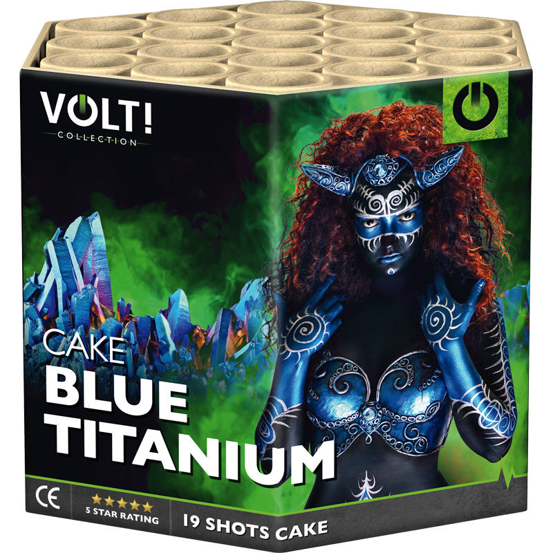Blue Titamium