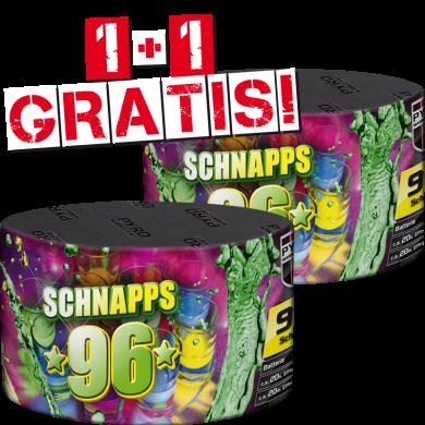 Schnaps 96   1 + 1