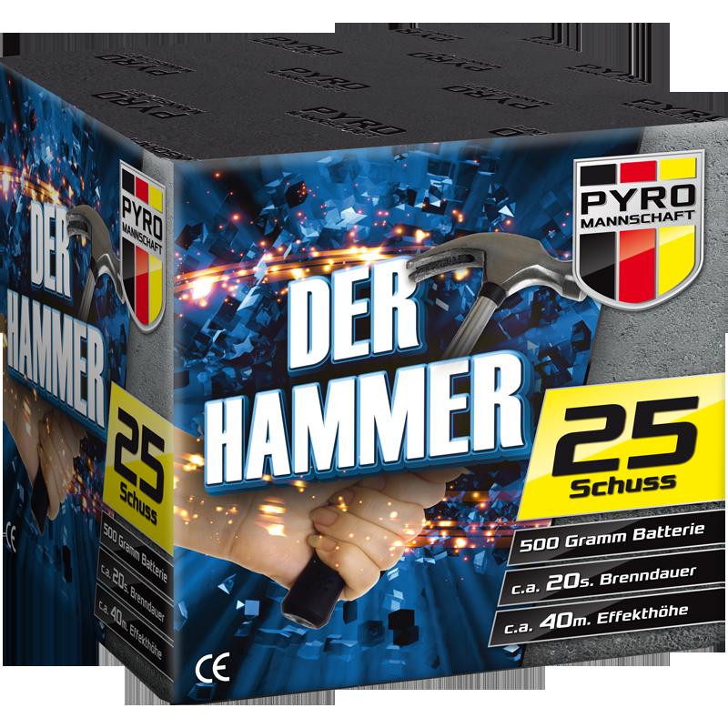 Der Hammer 500 grammer