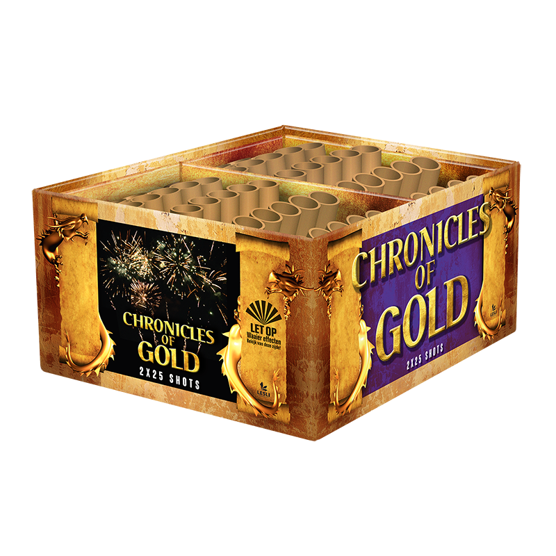 Chronicles of Gold