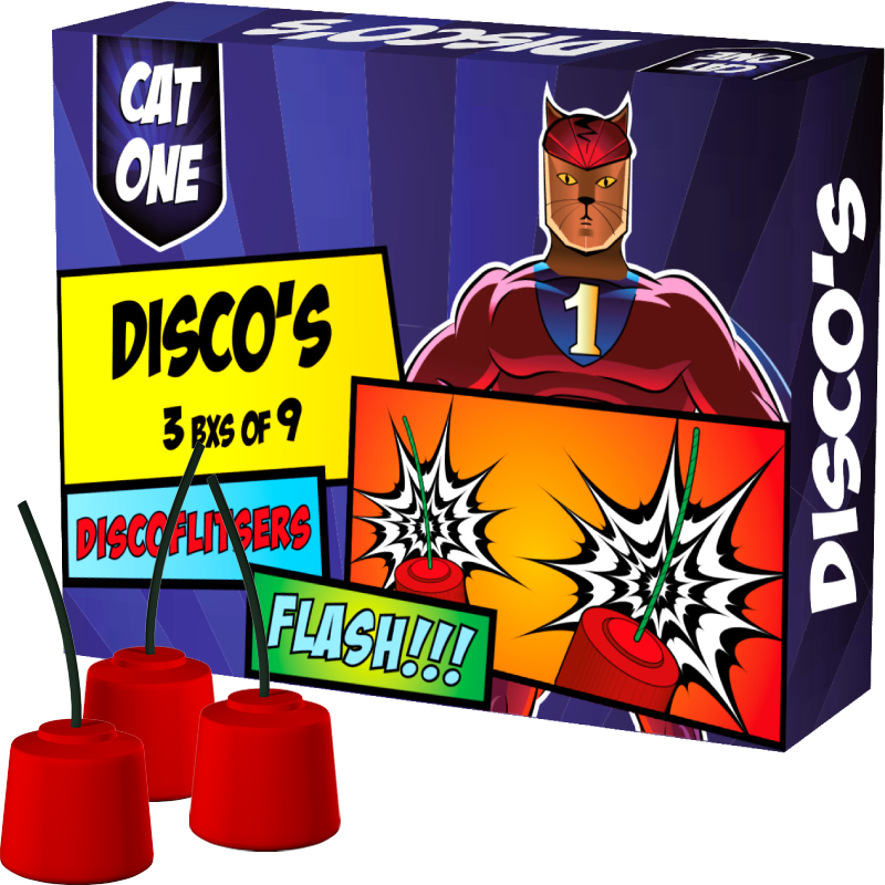 Cat One Disco's