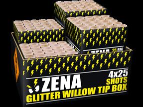 Zena Glitter Wilow Tip Box