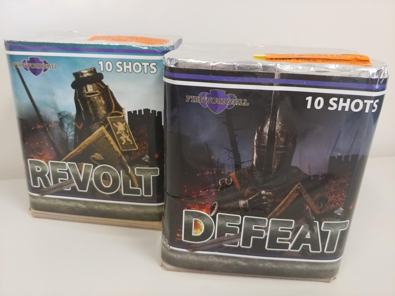 defeat en revolt