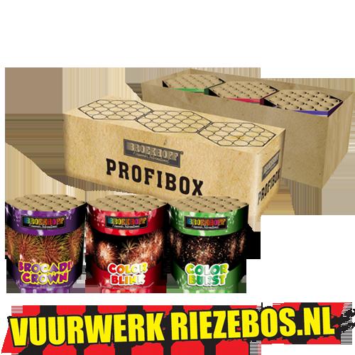profibox, 3x 19shots siercakes