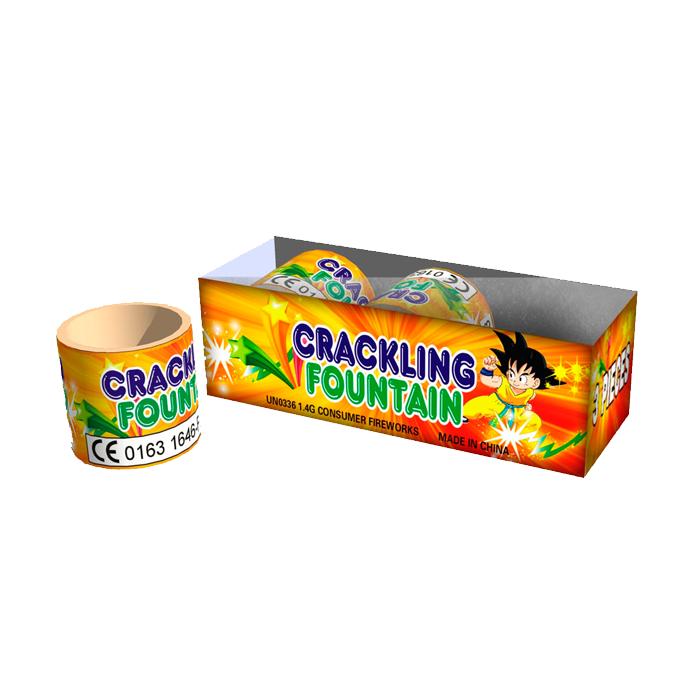 crackling fonteinen