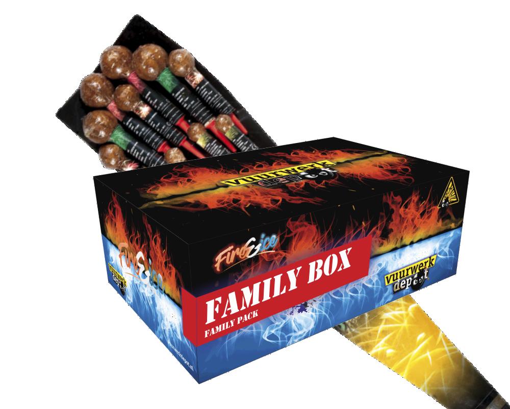 Family Box + Pijlenpakket*