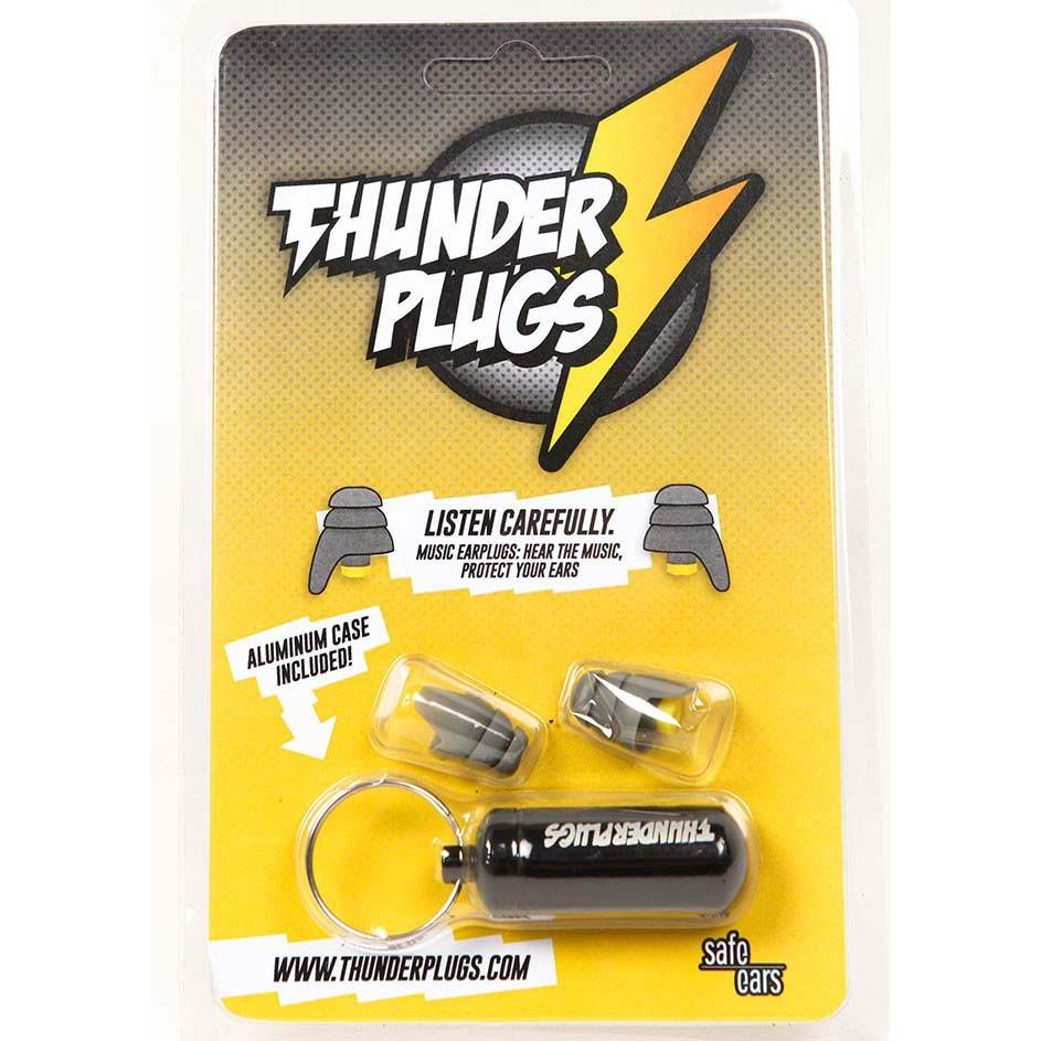 Thunderplugs oordopjes (sleutelhanger-uitvoering)