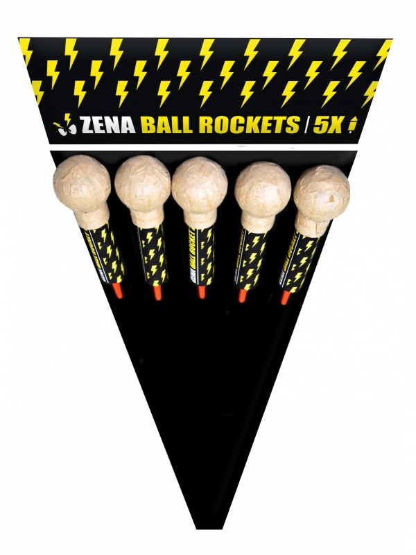 Zena ball rockets*