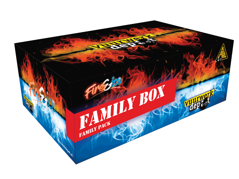 Family Box [Fire&Ice collection]*