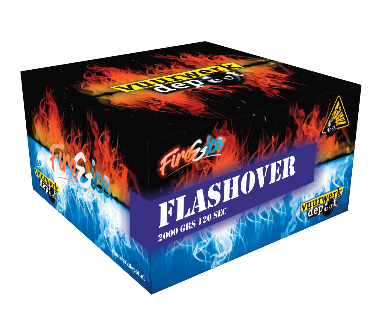 Flashover [Fire&Ice collection]