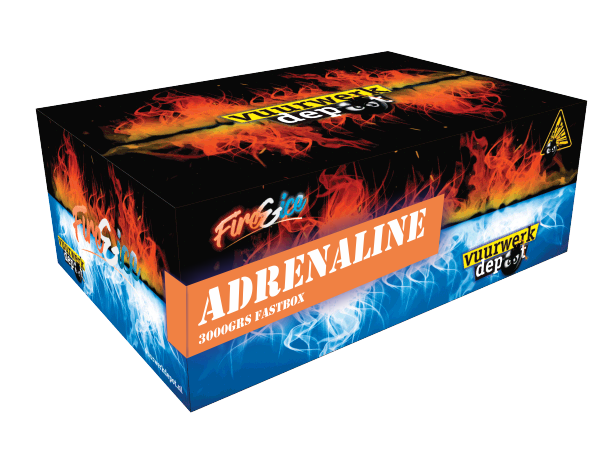 Adrenaline [Fire&Ice collection]