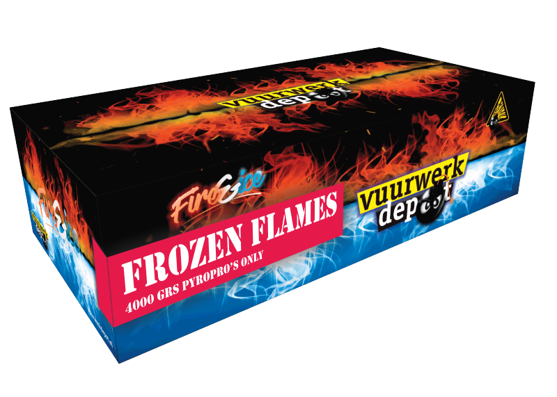 Frozen Flames [Fire&Ice collection]