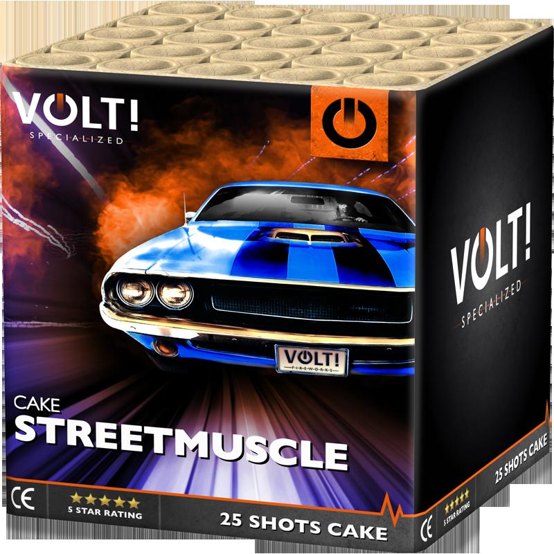 VOLT! Streetmuscle (U)
